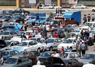 بازار خودرو دوباره فریز شد