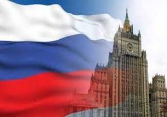 احضار مقام آمریکایی در روسیه