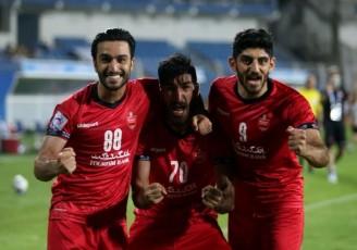 ستاره پرسپولیس آقای گل ایرانی حقیقی لیگ قهرمانان!