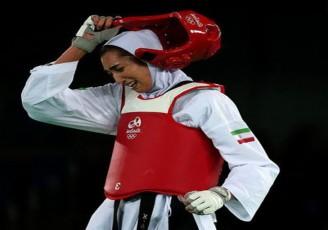 کیمیا علیزاده از رسیدن به سهمیه المپیک بازماند
