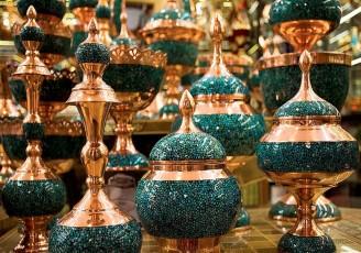 افت صادرات هنرهای دستی به خارج از کشور