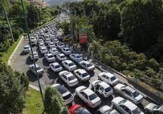 بی اعتنایی مسافران به منع تردد