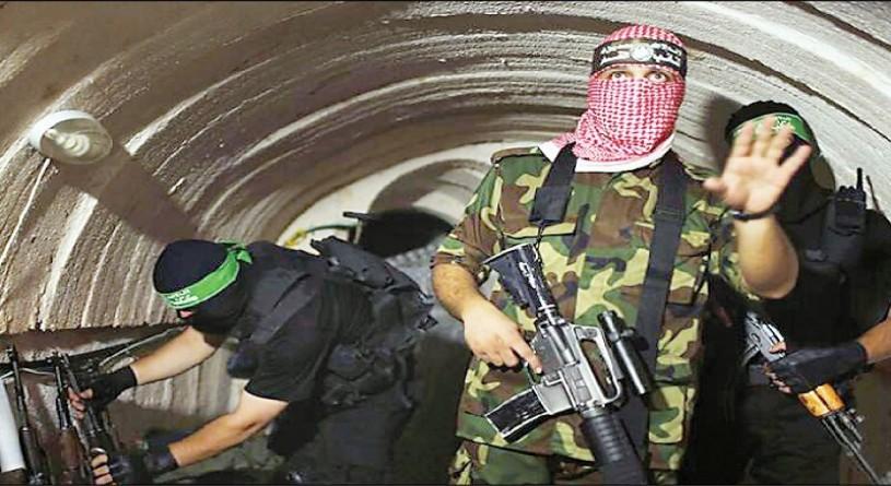 معمای تونلهای غزه